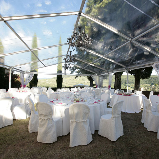 Cover System - Rental Equipment for Catering
